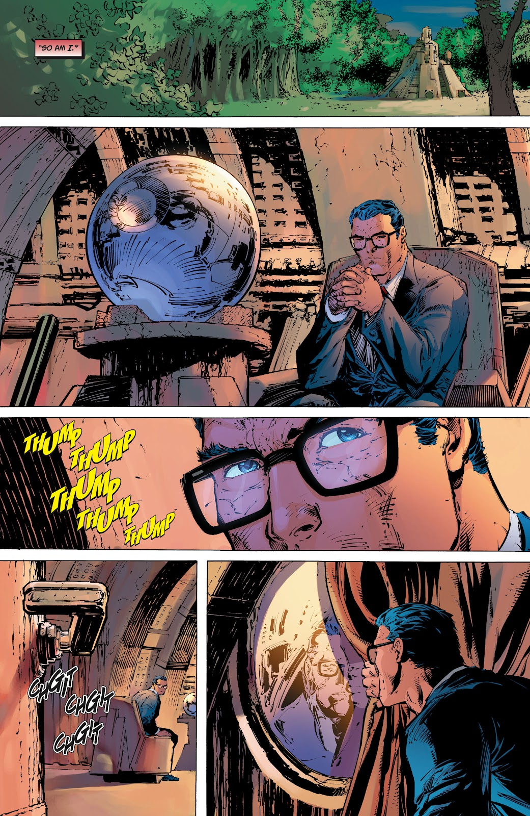 Read online Superman: For Tomorrow comic -  Issue # TPB (Part 3) - 22