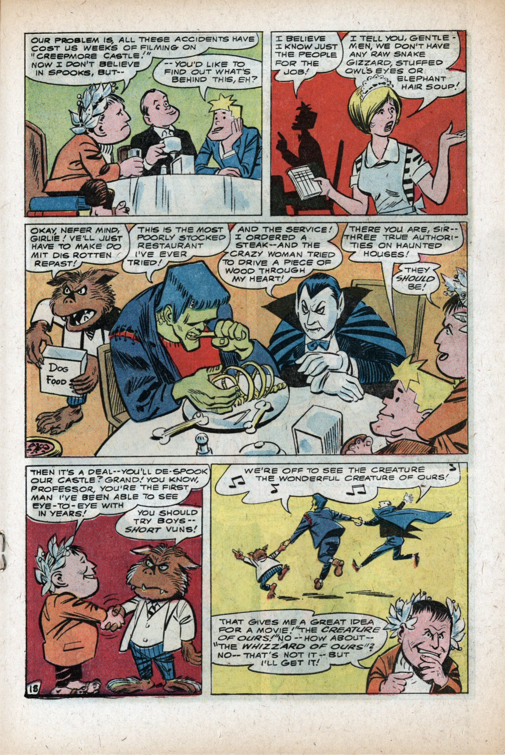 The Adventures of Bob Hope issue 105 - Page 25