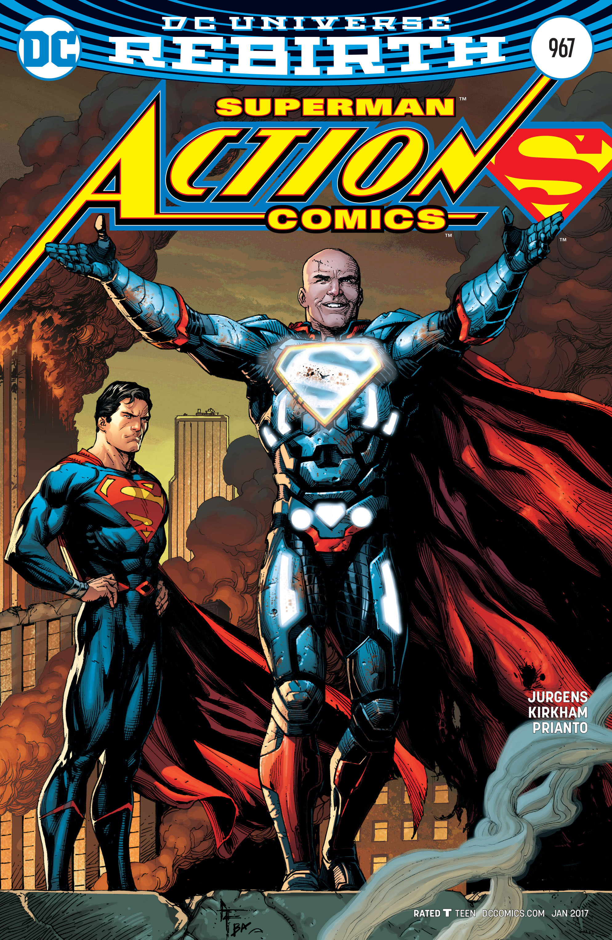 Read online Action Comics (2016) comic -  Issue #967 - 3