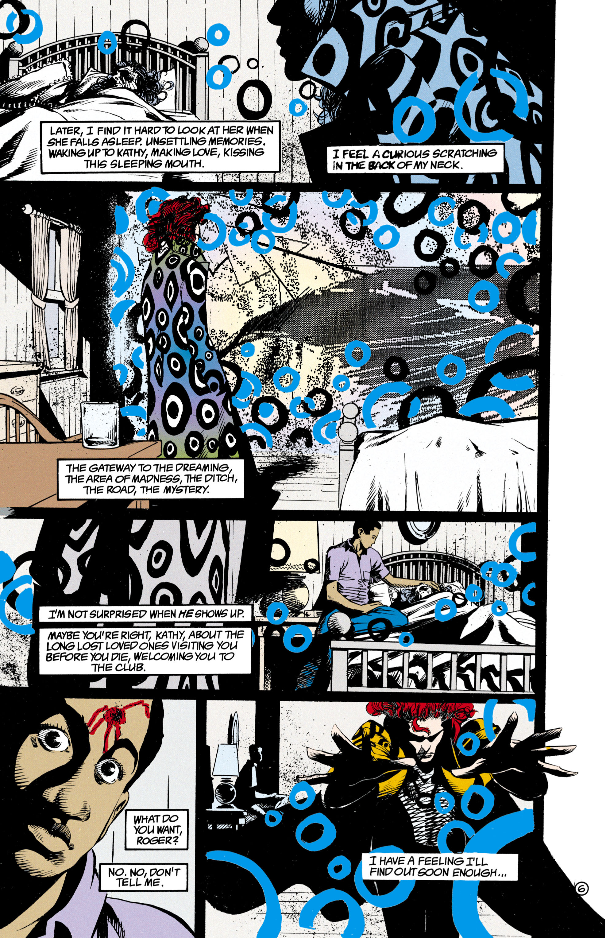 Read online Shade, the Changing Man comic -  Issue #23 - 7