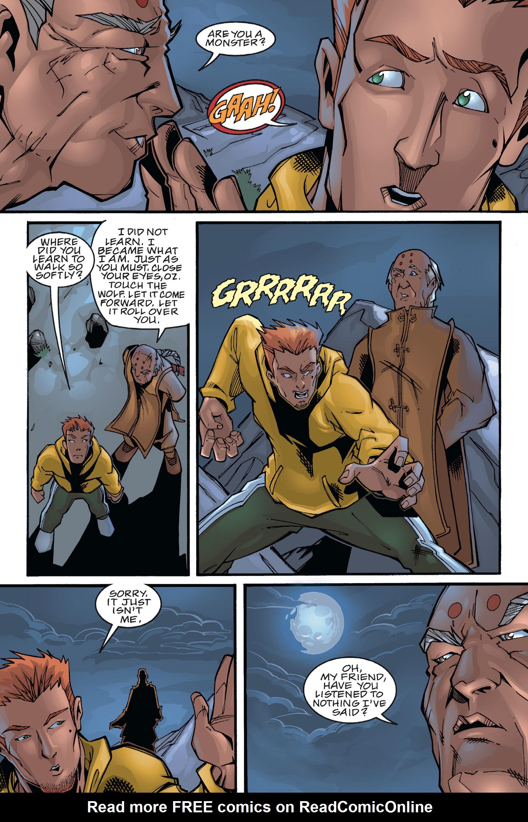 Read online Buffy the Vampire Slayer: Omnibus comic -  Issue # TPB 5 - 333