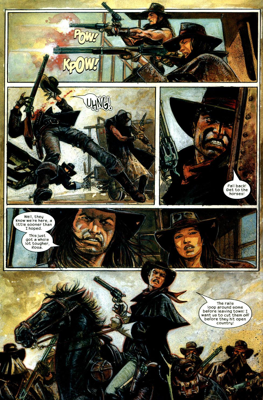 Read online Apache Skies comic -  Issue #3 - 22