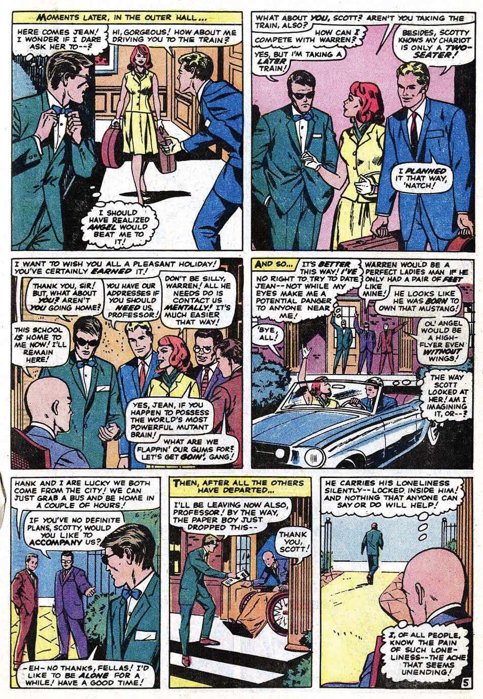 Uncanny X-Men (1963) 68 Page 6