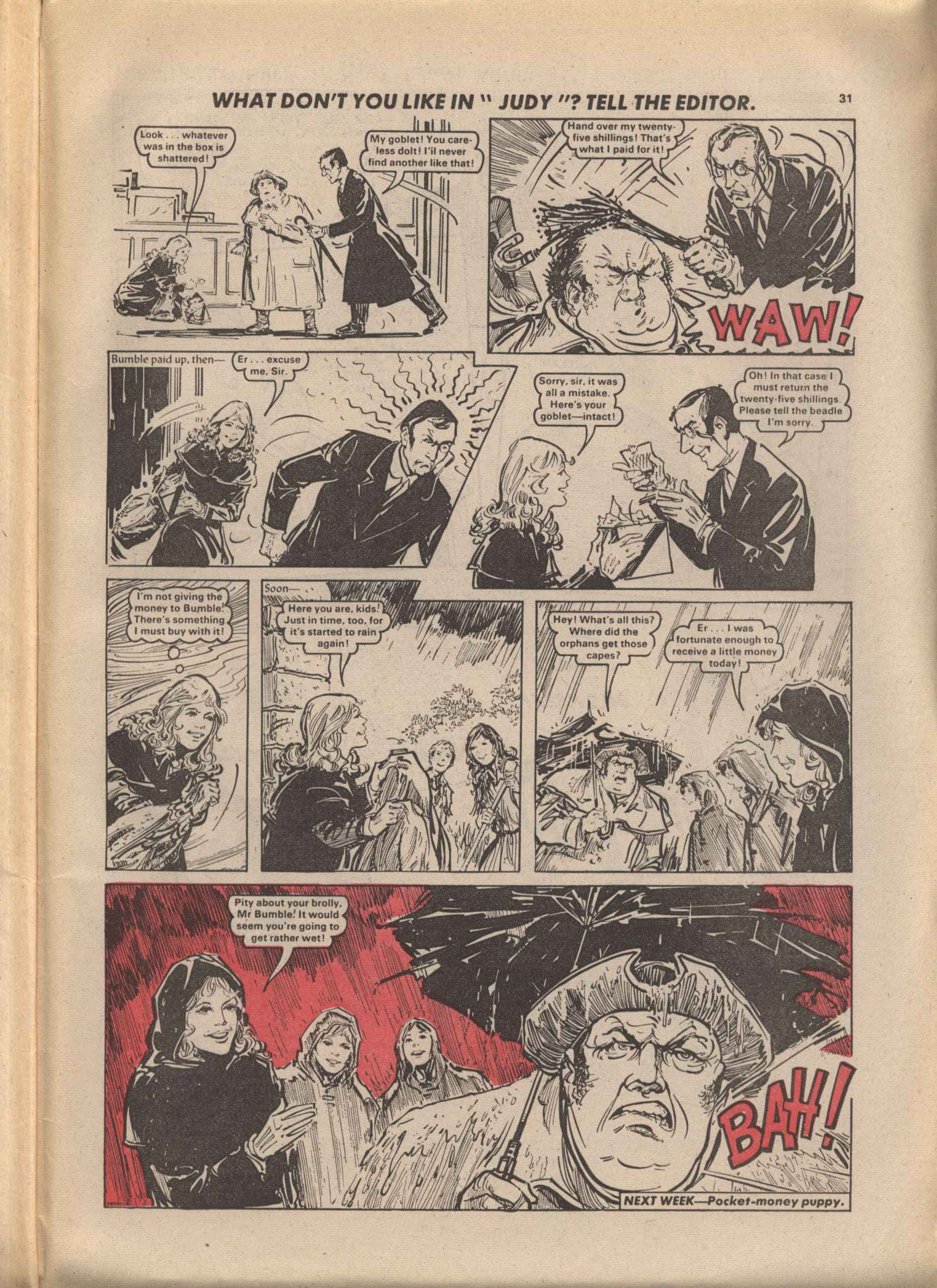 Read online Judy comic -  Issue #99 - 31