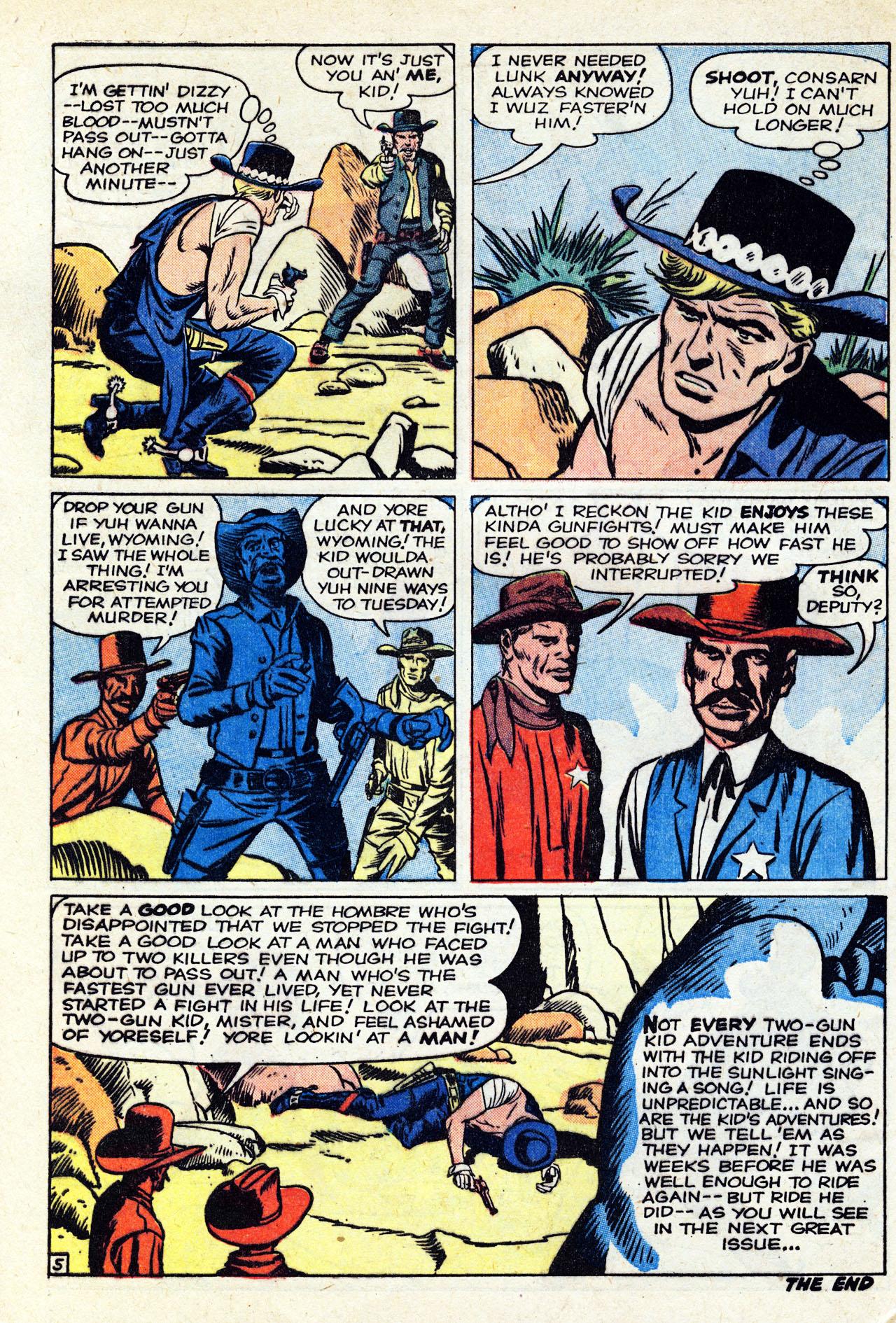 Read online Two-Gun Kid comic -  Issue #59 - 32
