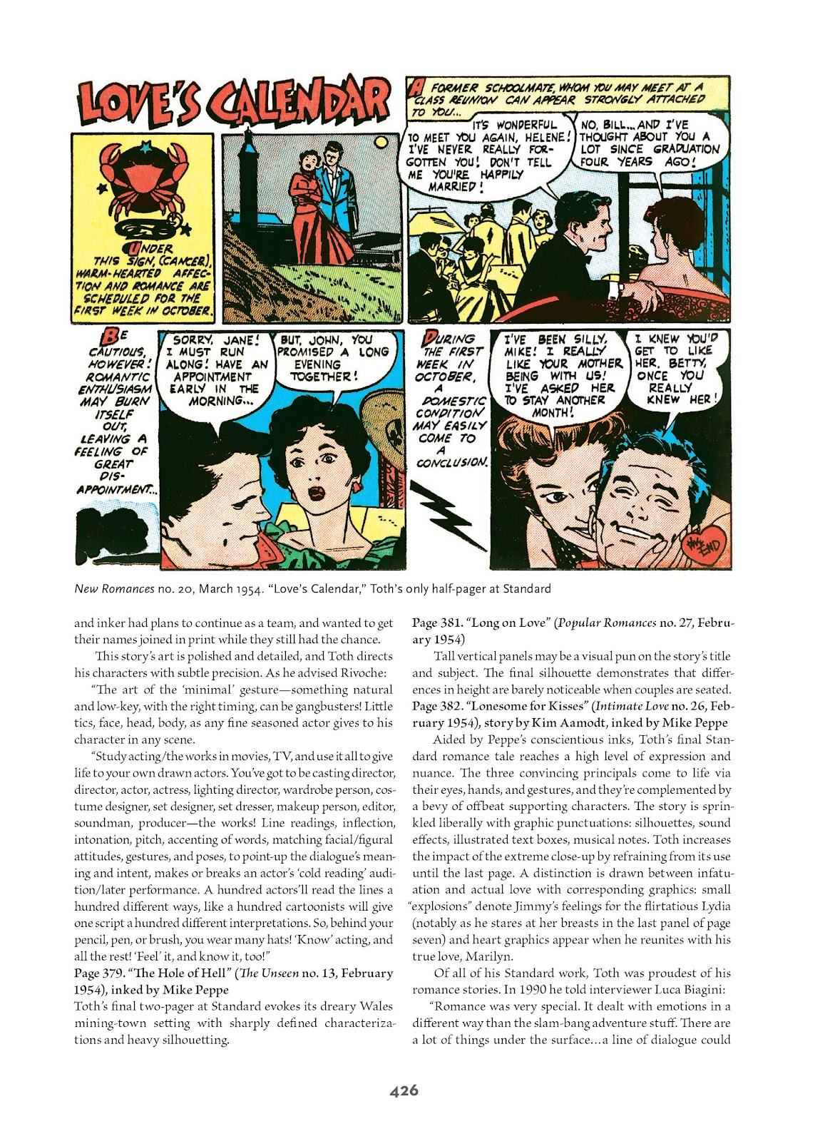Read online Setting the Standard: Comics by Alex Toth 1952-1954 comic -  Issue # TPB (Part 4) - 127