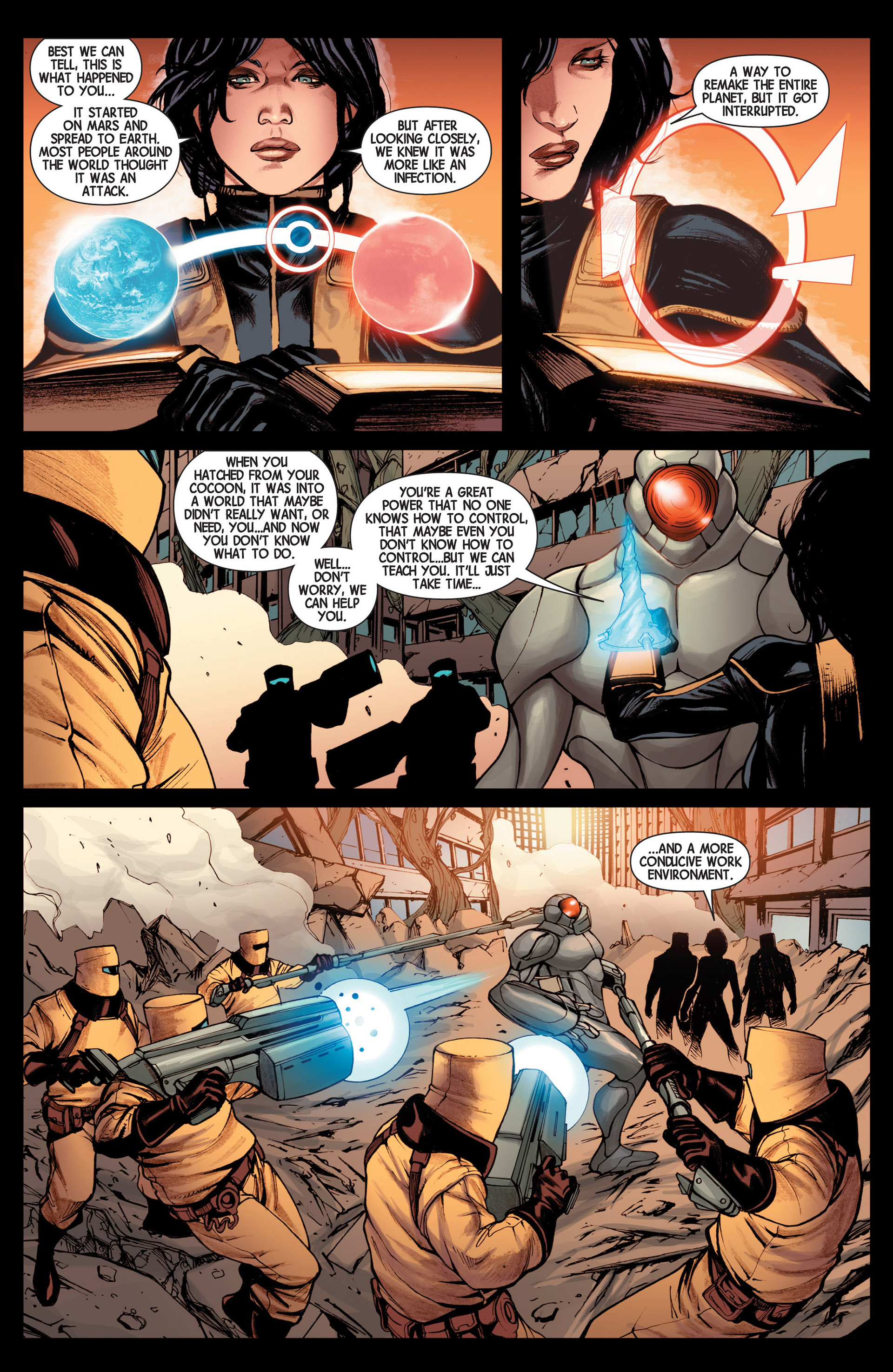Read online Avengers (2013) comic -  Issue #17 - 7