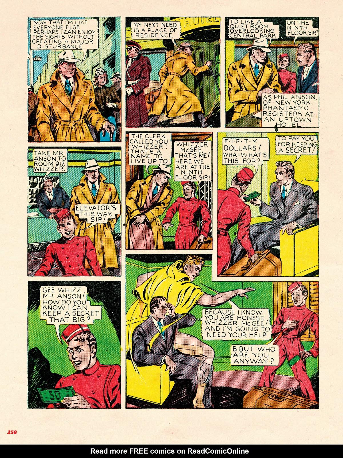Read online Super Weird Heroes comic -  Issue # TPB 1 (Part 3) - 58