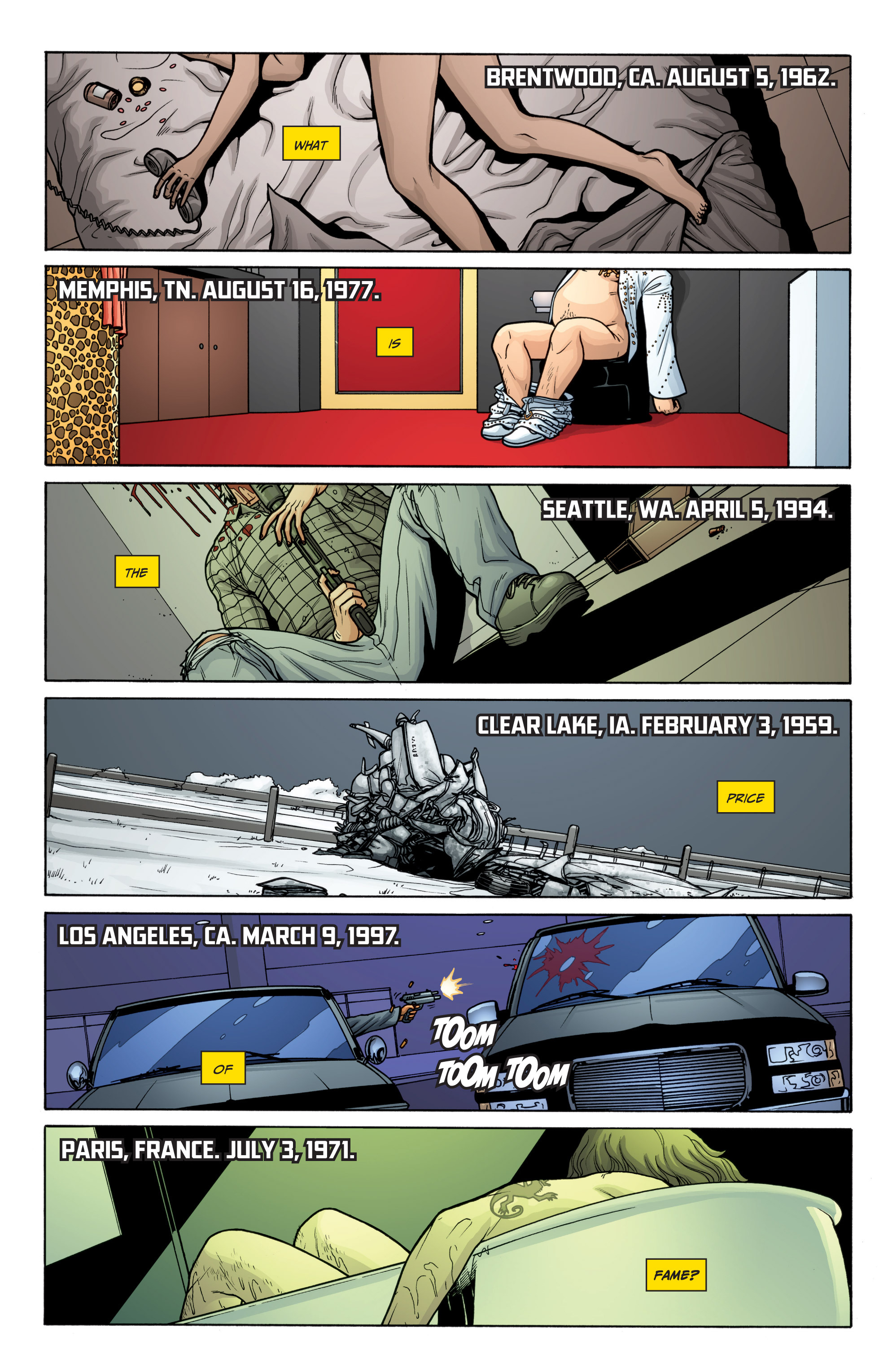 Read online Archer and Armstrong comic -  Issue #Archer and Armstrong _TPB 6 - 7