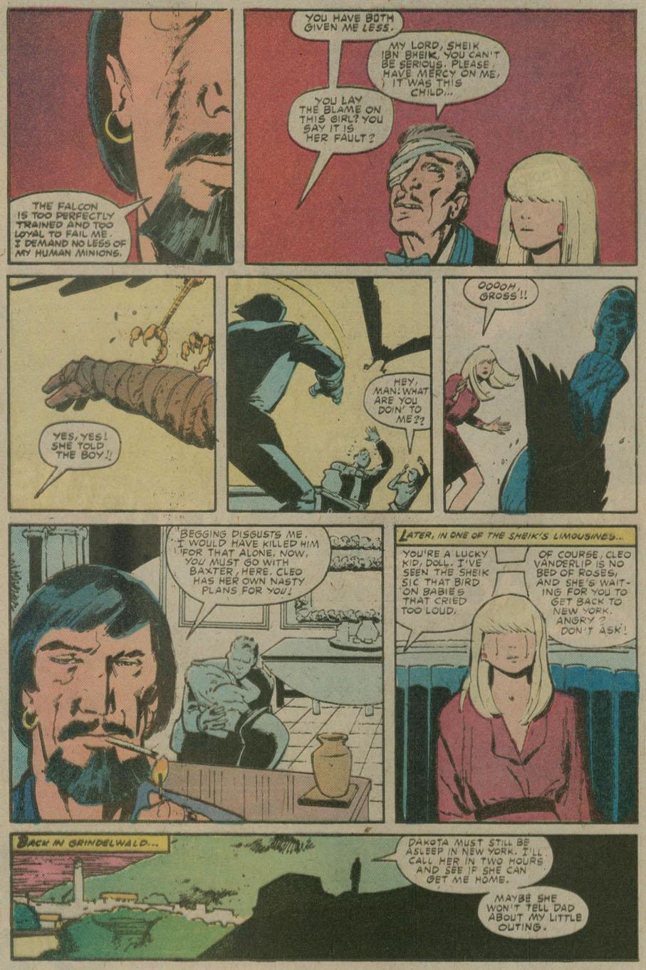 Read online Dakota North comic -  Issue #4 - 17