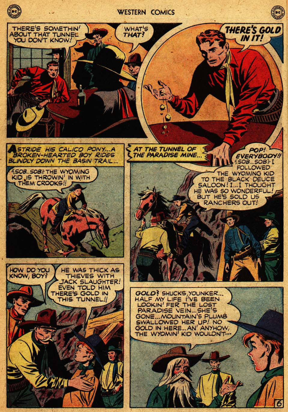 Western Comics issue 9 - Page 8