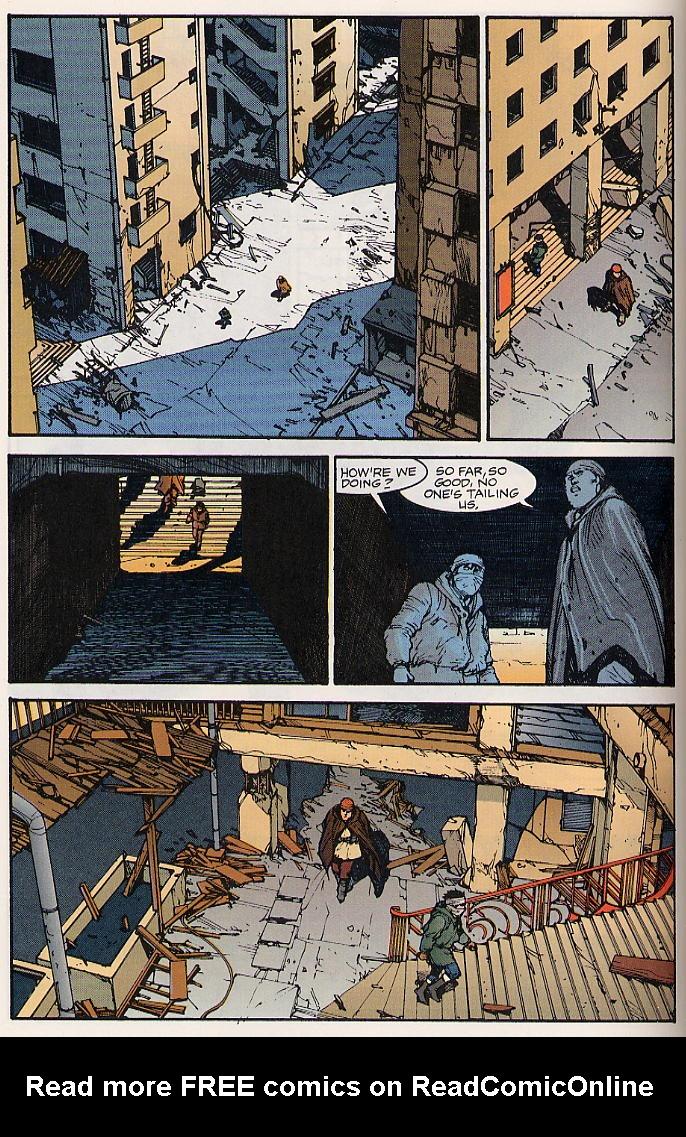 Read online Akira comic -  Issue #17 - 45