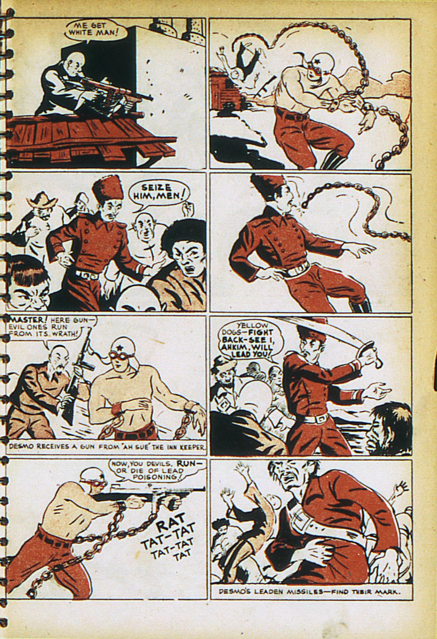 Read online Adventure Comics (1938) comic -  Issue #27 - 31