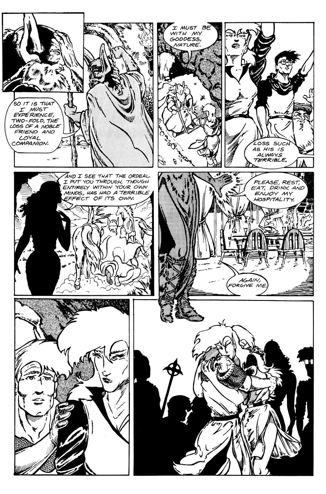 The Realm (1986) issue 17 - Page 11