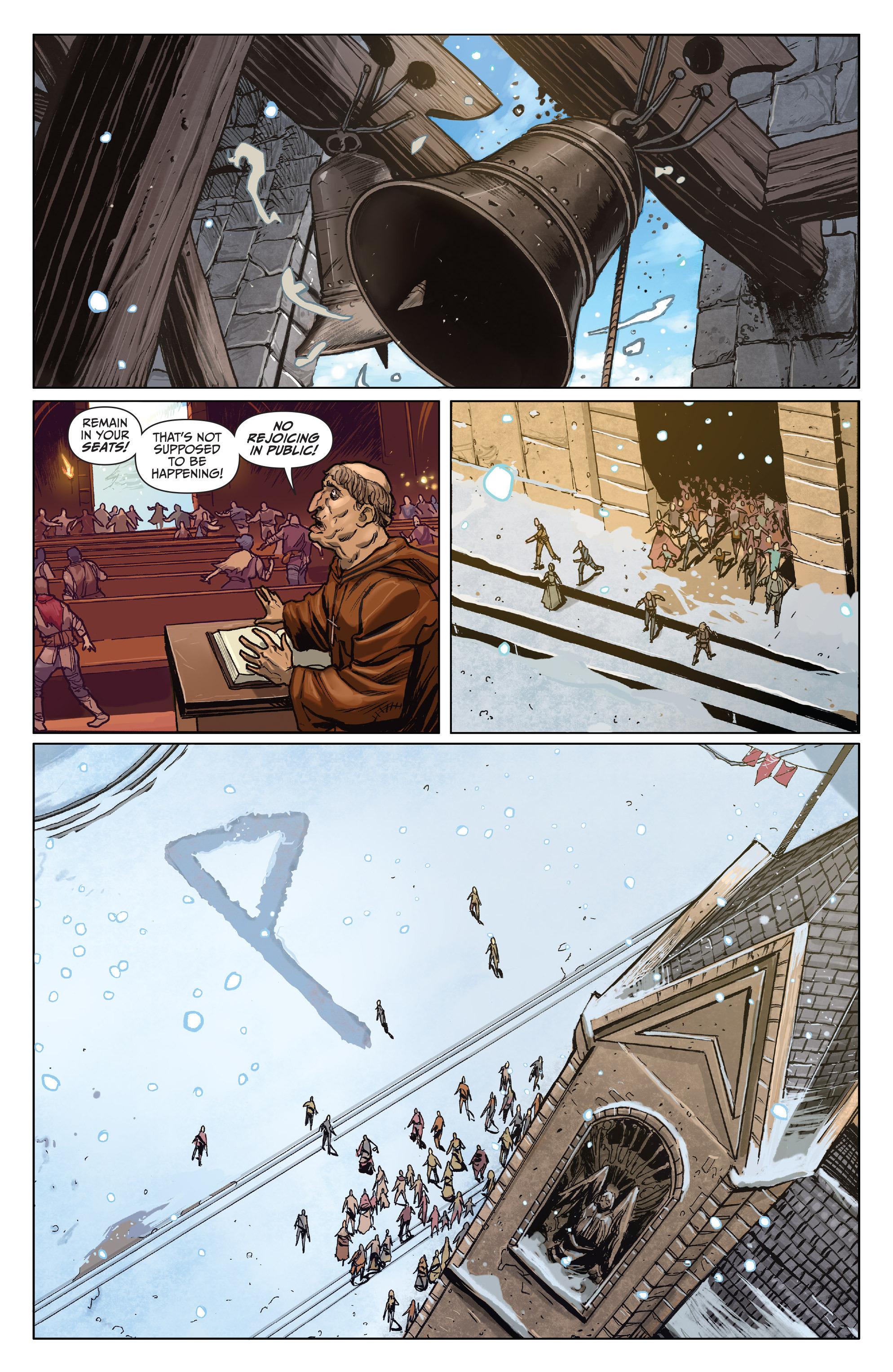 Read online Klaus comic -  Issue #3 - 20