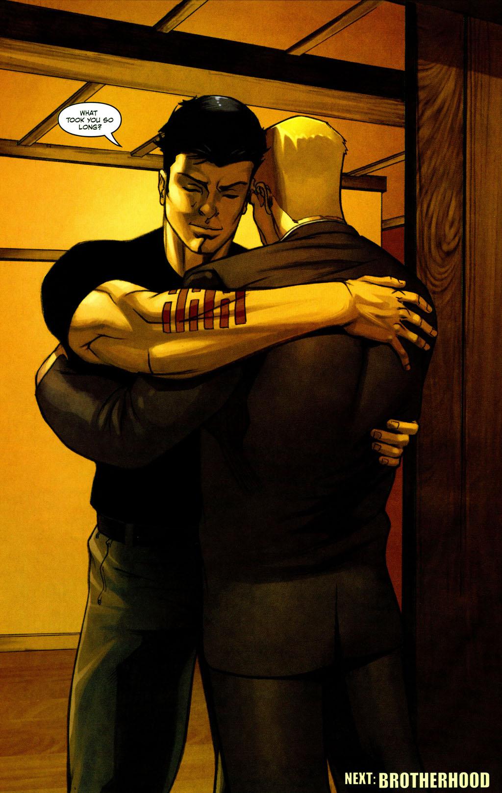 Read online Snake Eyes: Declassified comic -  Issue #2 - 23