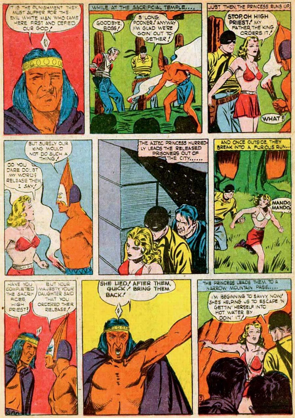 Zip Comics issue 19 - Page 29