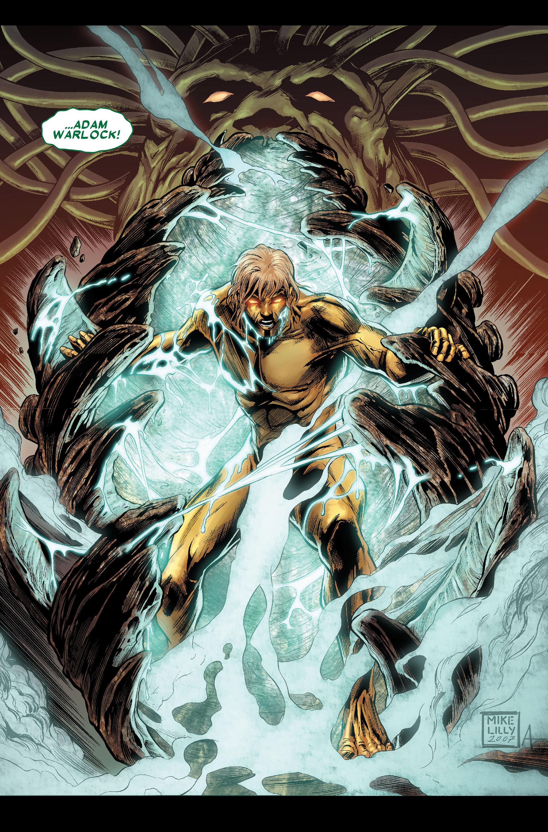 Read online Annihilation: Conquest - Quasar comic -  Issue #4 - 20