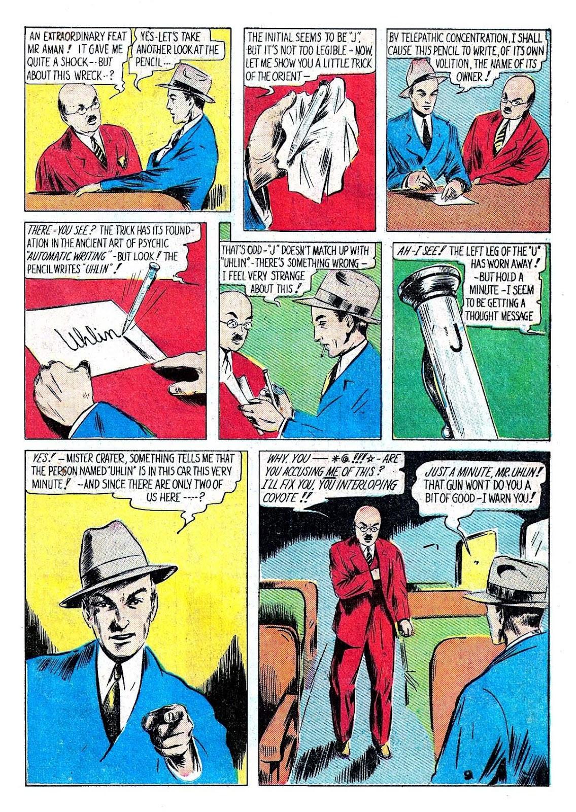 Amazing Man Comics issue 5 - Page 11