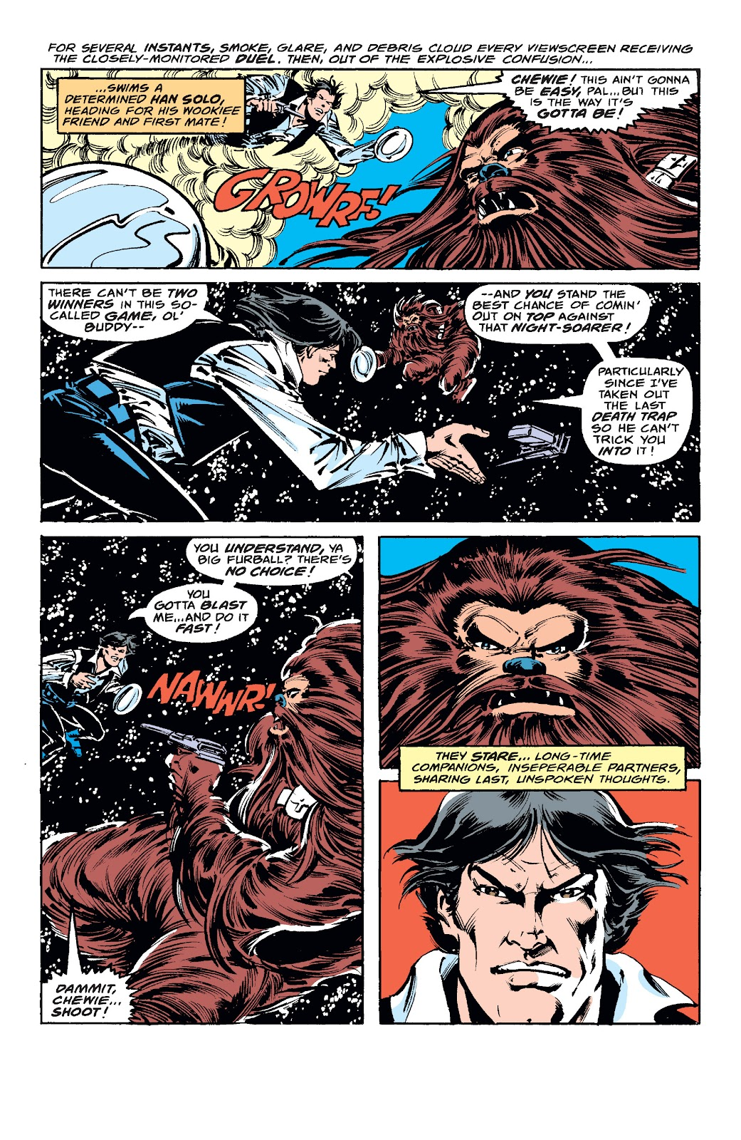 Read online Star Wars Legends: The Original Marvel Years - Epic Collection comic -  Issue # TPB 1 (Part 5) - 1