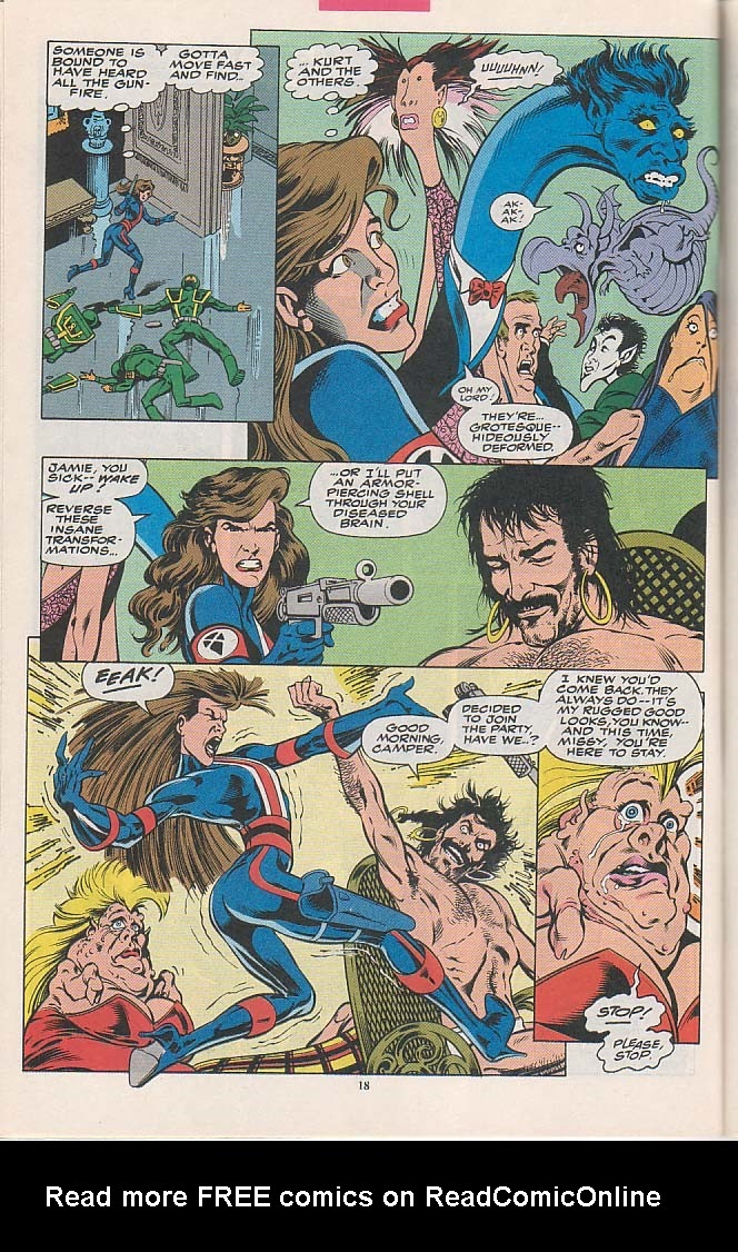 Excalibur (1988) issue 56 - Page 14