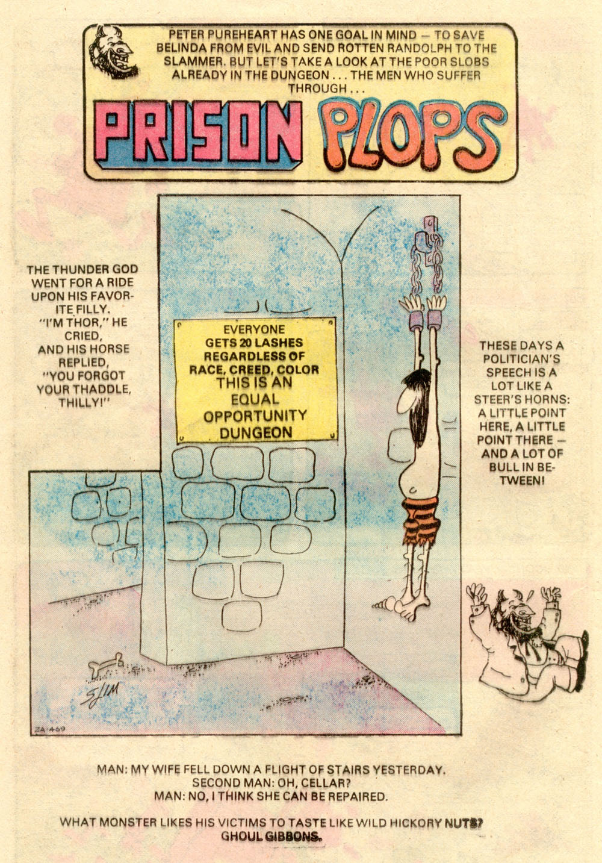 Read online Plop! comic -  Issue #21 - 12