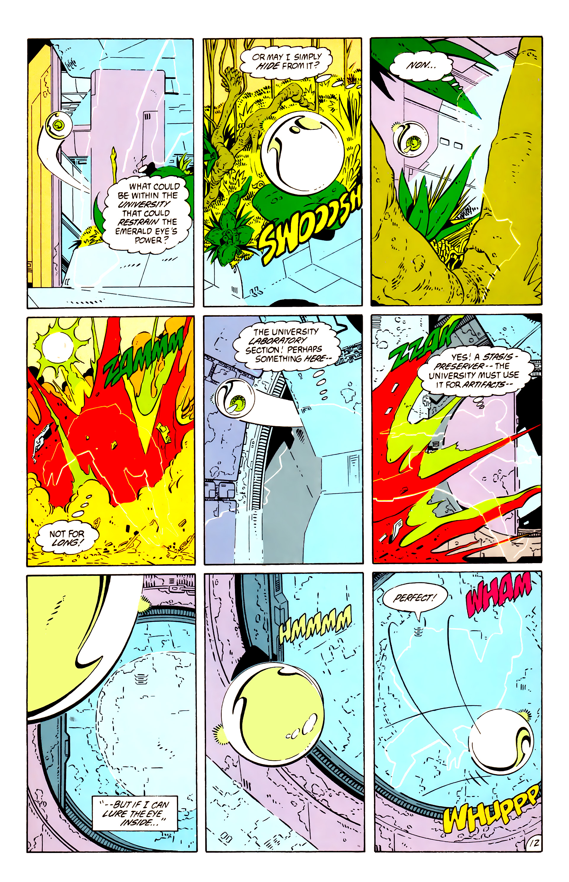 Legion of Super-Heroes (1984) 57 Page 12