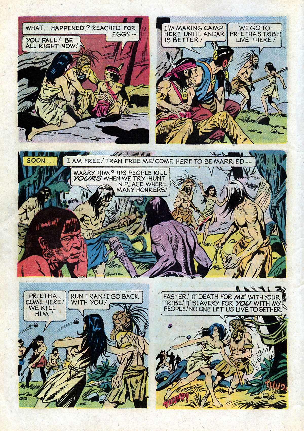 Read online Turok, Son of Stone comic -  Issue #93 - 10