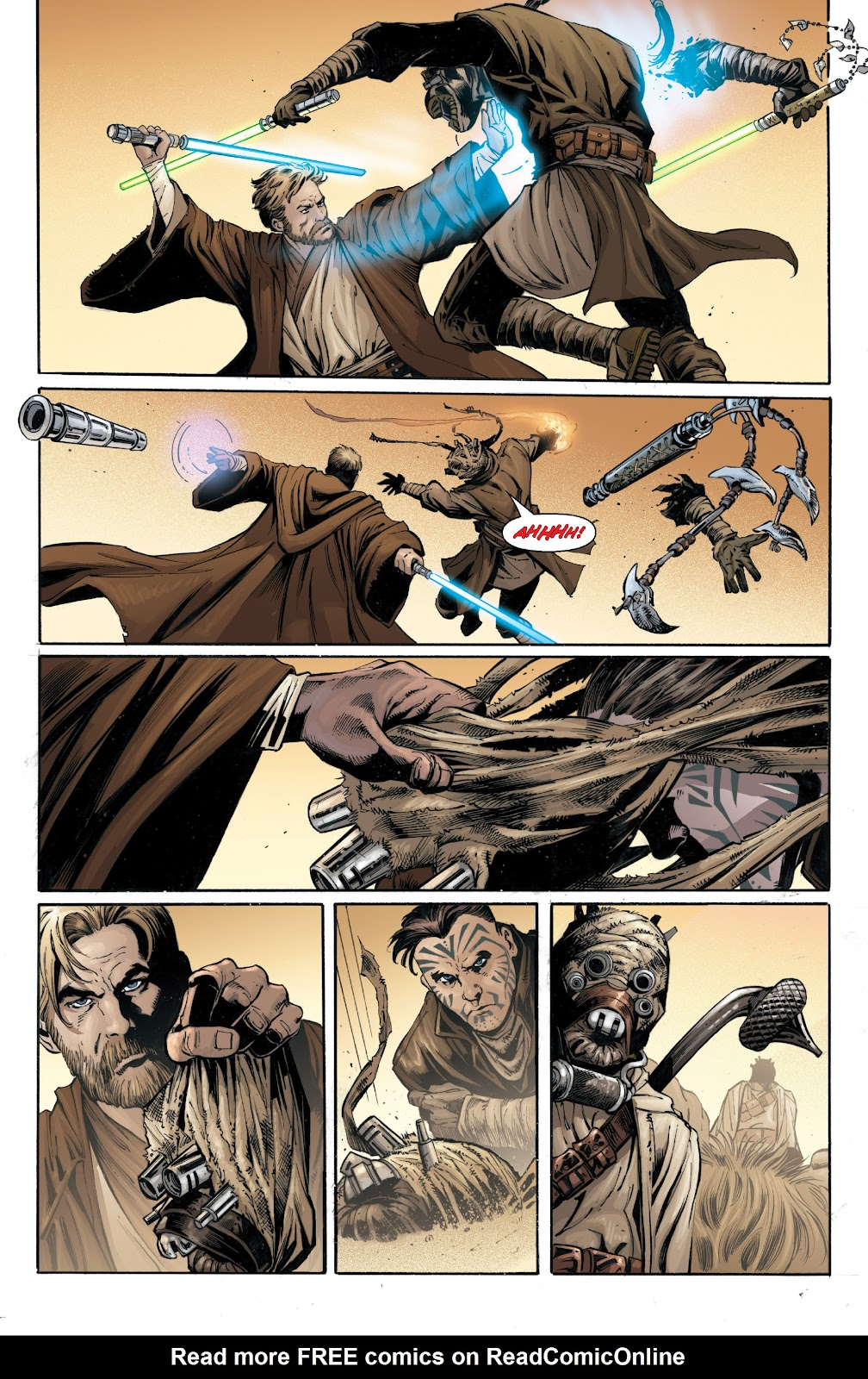 Read online Star Wars Legends: Legacy - Epic Collection comic -  Issue # TPB 1 (Part 4) - 83