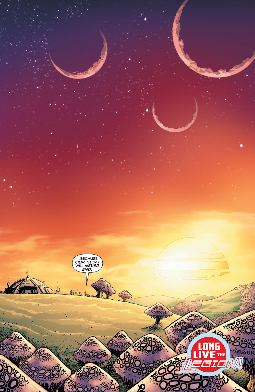 Legion of Super-Heroes (2011) Issue #23 #24 - English 20