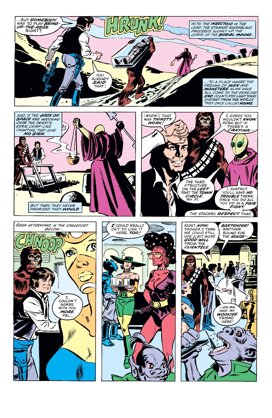 Read online Star Wars Legends: The Original Marvel Years - Epic Collection comic -  Issue # TPB 1 (Part 2) - 33
