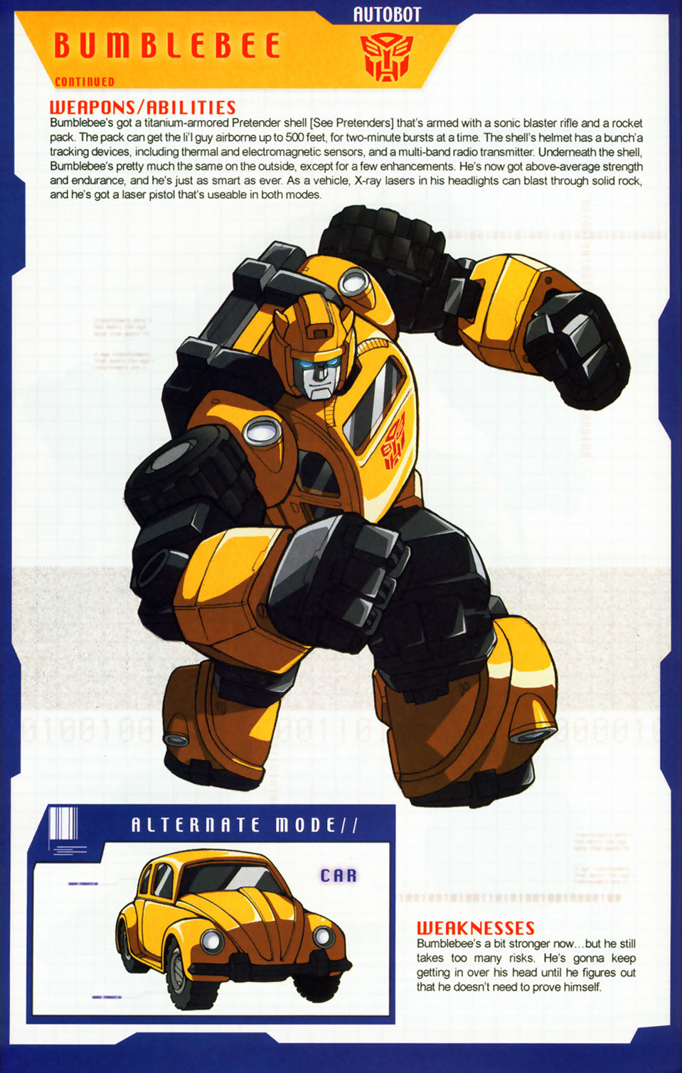 Read online Transformers: More than Meets the Eye comic -  Issue #7 - 54
