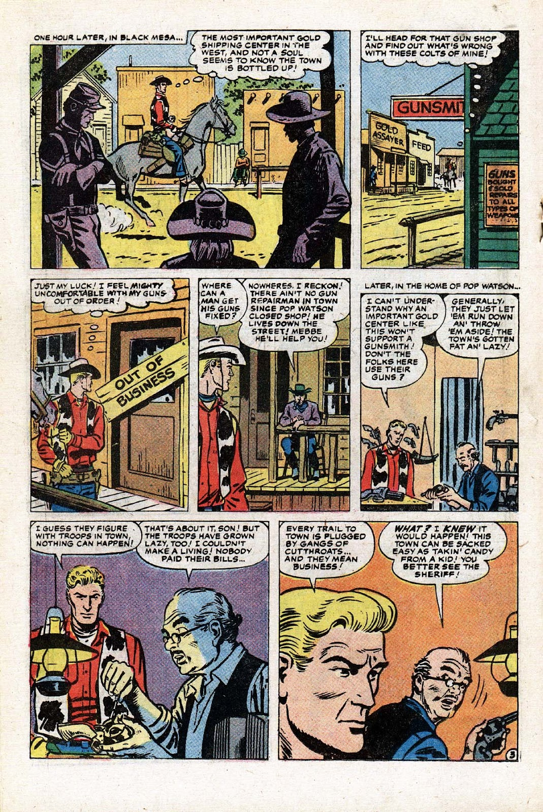 The Mighty Marvel Western issue 15 - Page 22