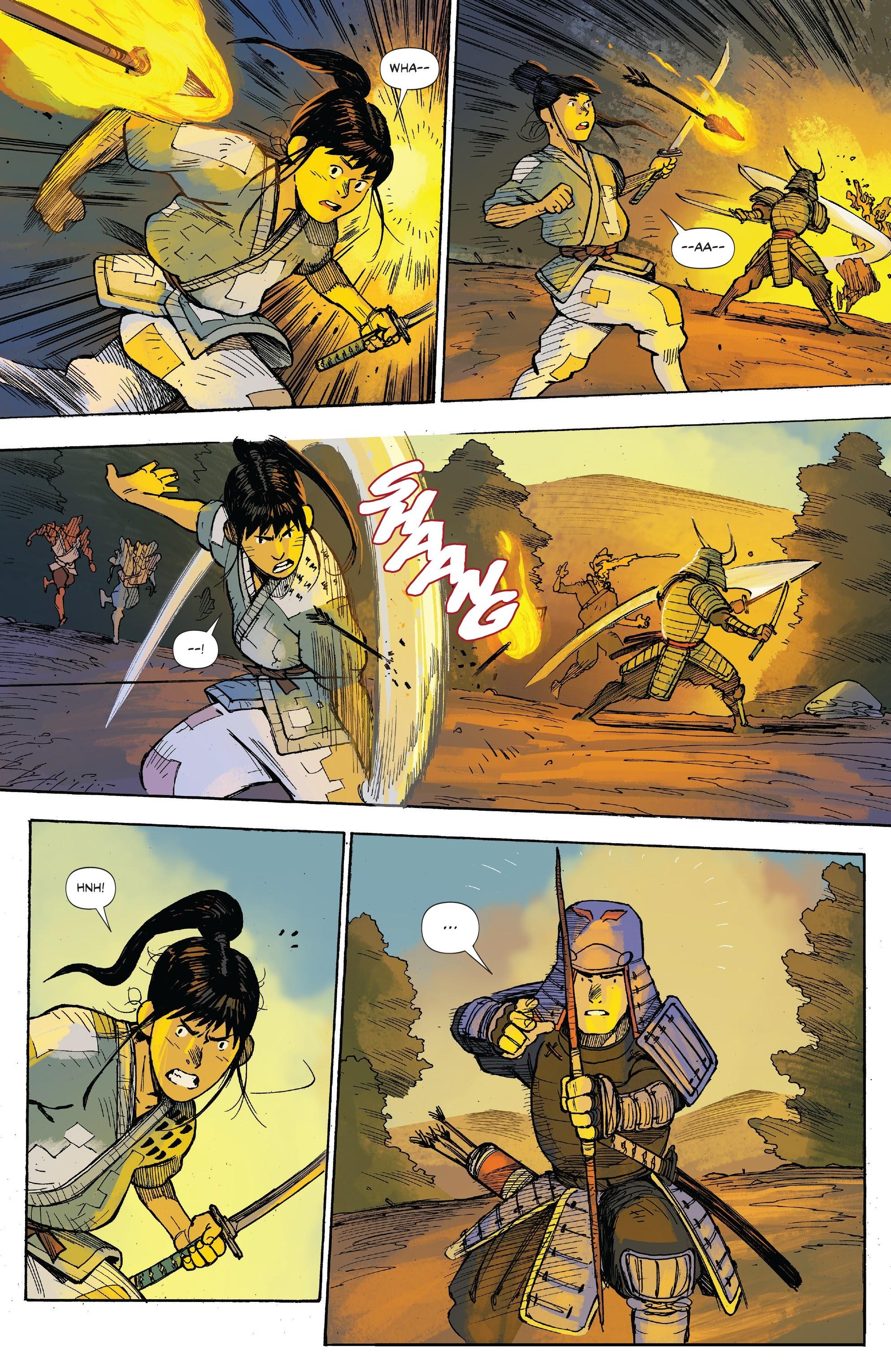 Read online Ronin Island comic -  Issue #3 - 19