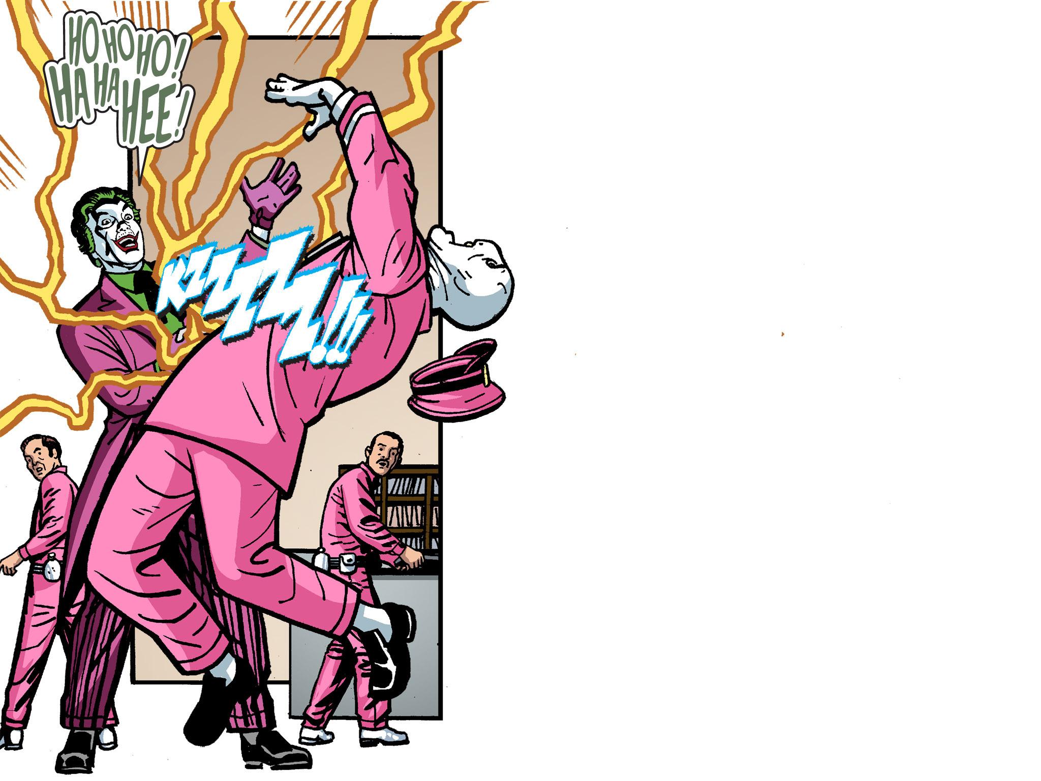 Read online Batman '66 Meets the Green Hornet [II] comic -  Issue #4 - 22