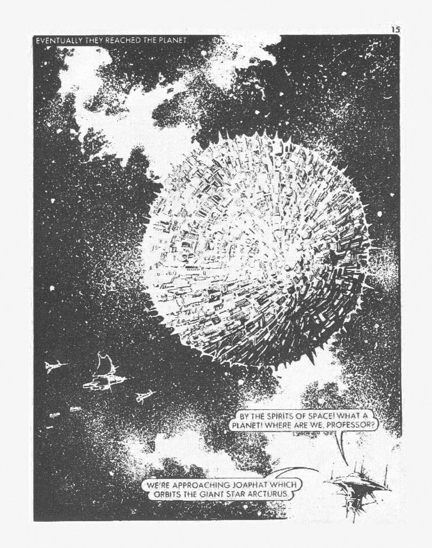 Starblazer issue 29 - Page 15