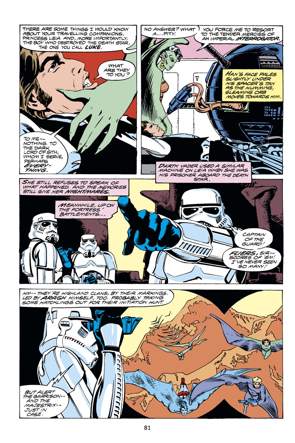 Read online Star Wars Omnibus comic -  Issue # Vol. 14 - 81