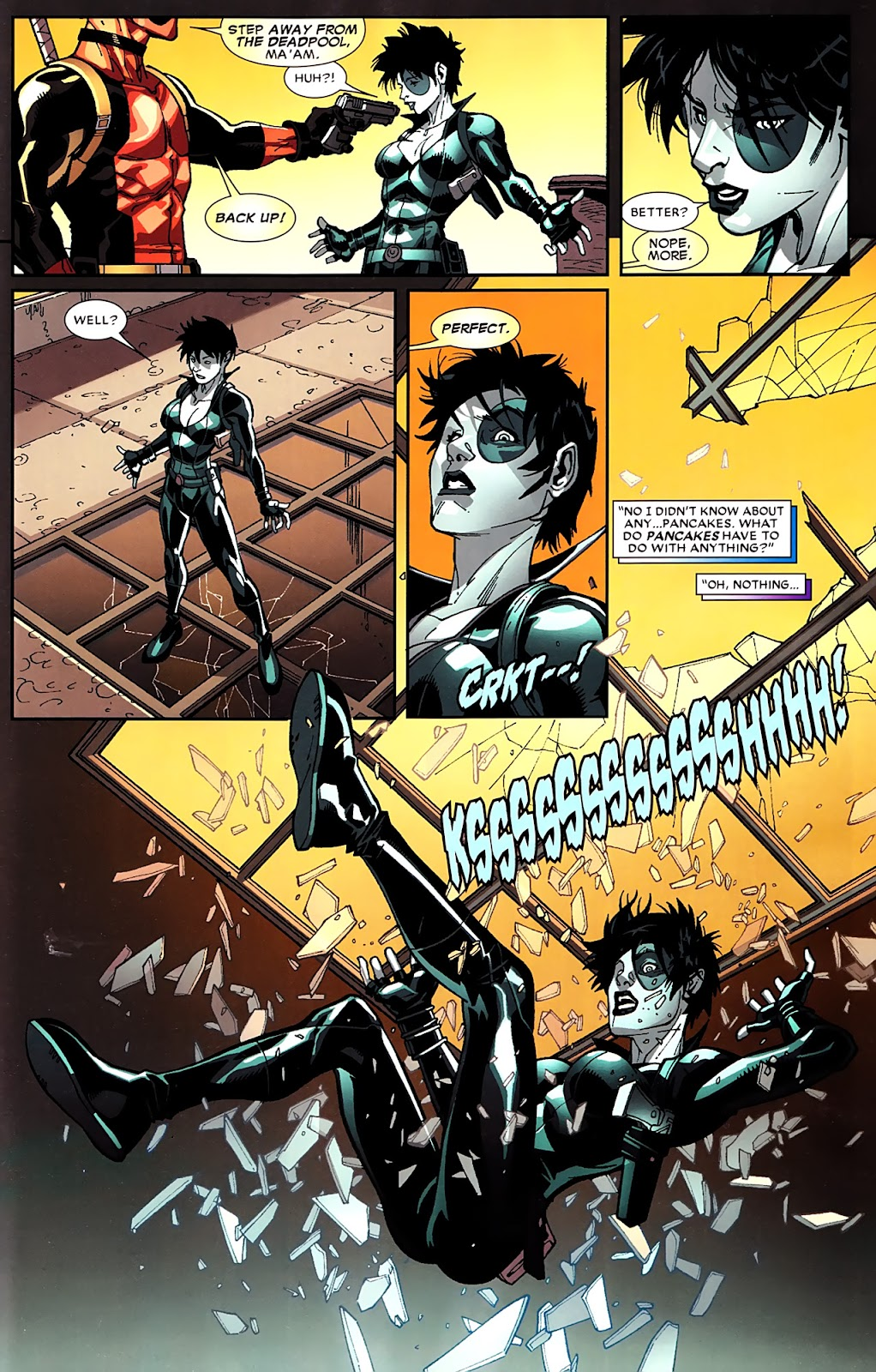Read online Deadpool (2008) comic -  Issue #16 - 19