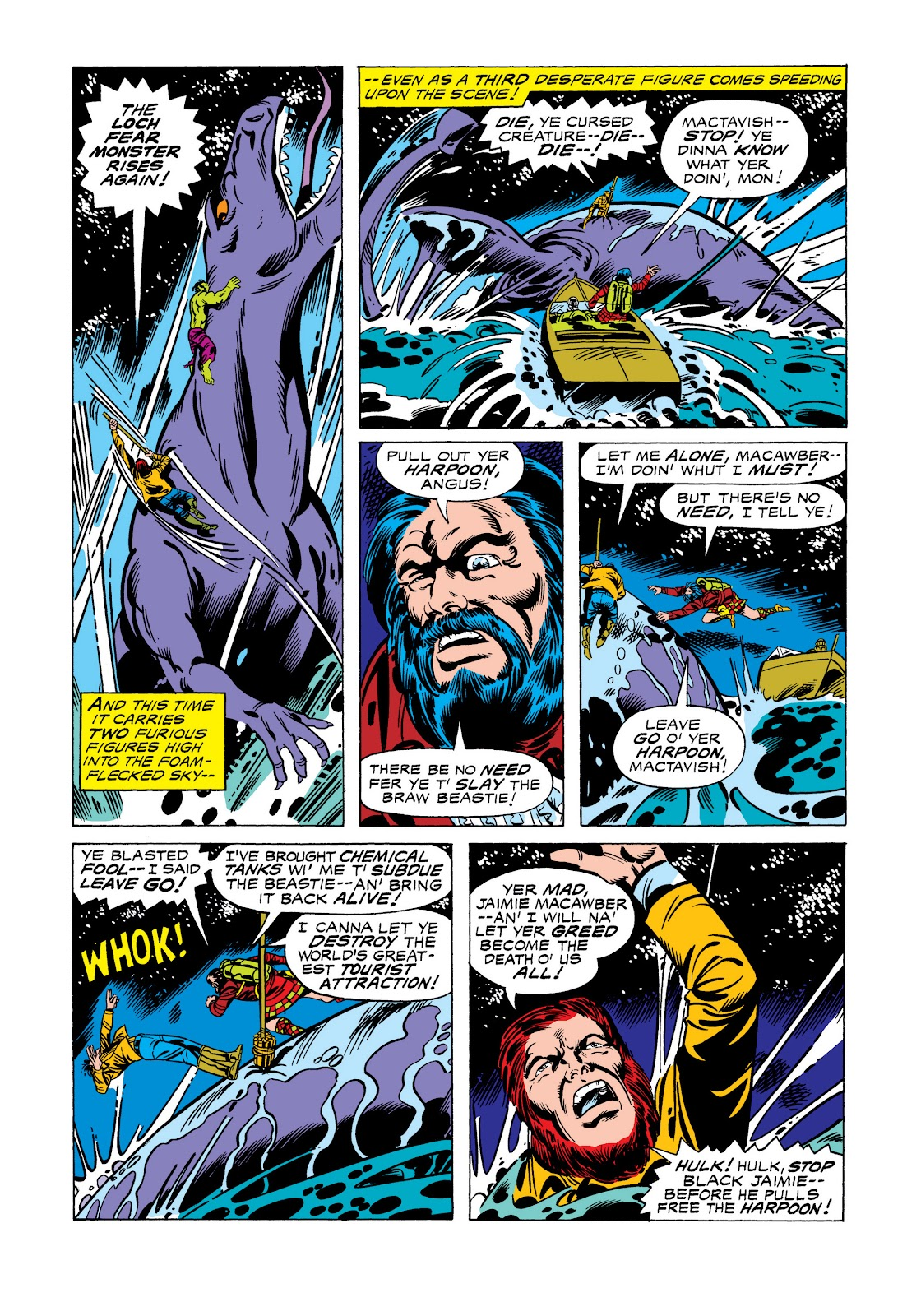 Read online Marvel Masterworks: The Incredible Hulk comic -  Issue # TPB 11 (Part 2) - 75