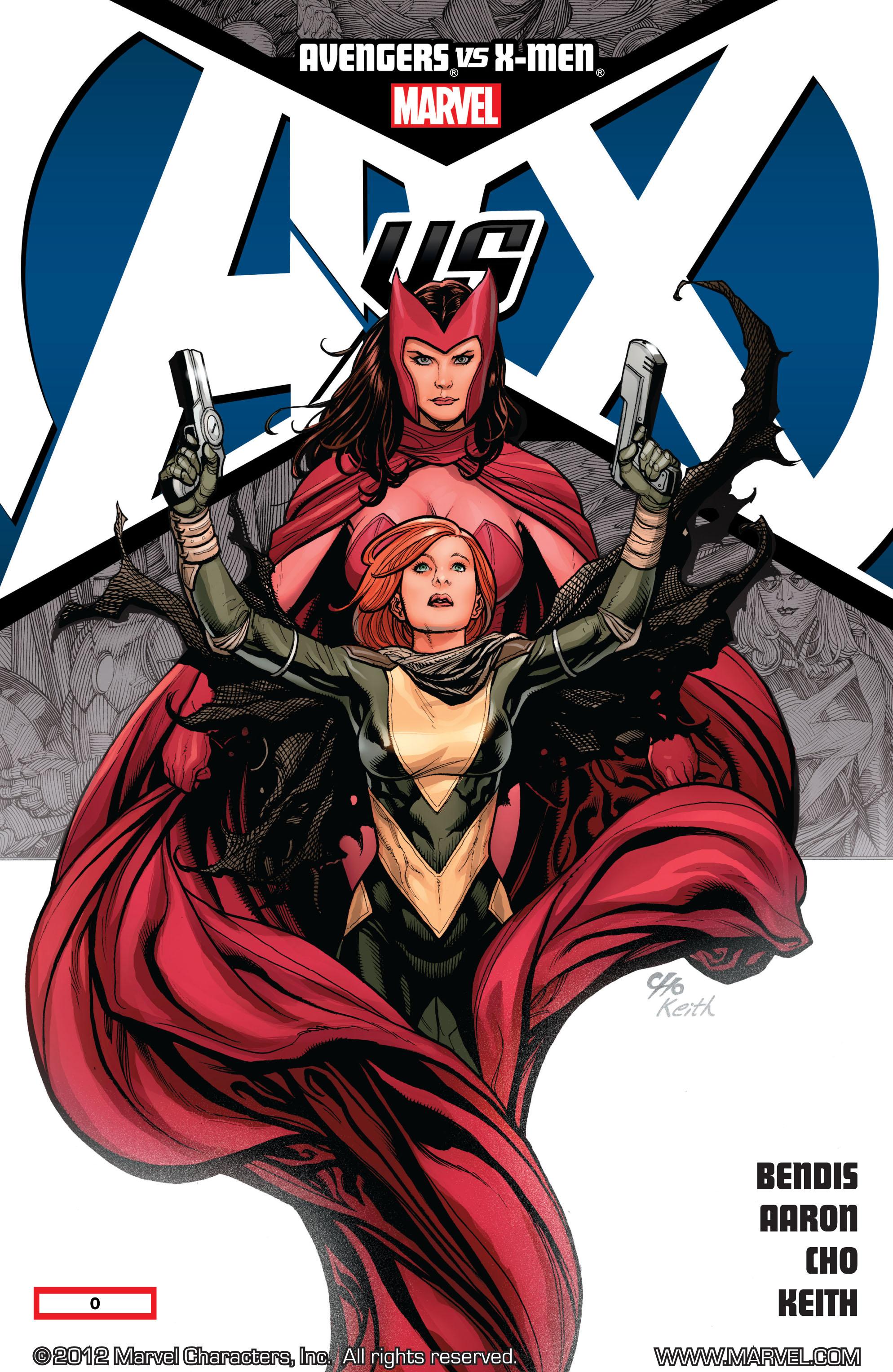 Avengers Vs X Men Viewcomic Reading Comics Online For Free 2019