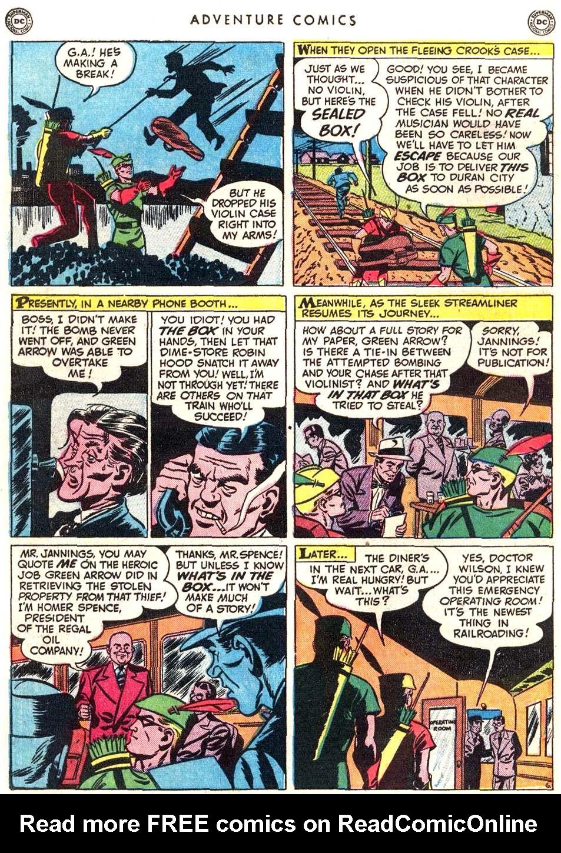 Read online Adventure Comics (1938) comic -  Issue #156 - 44