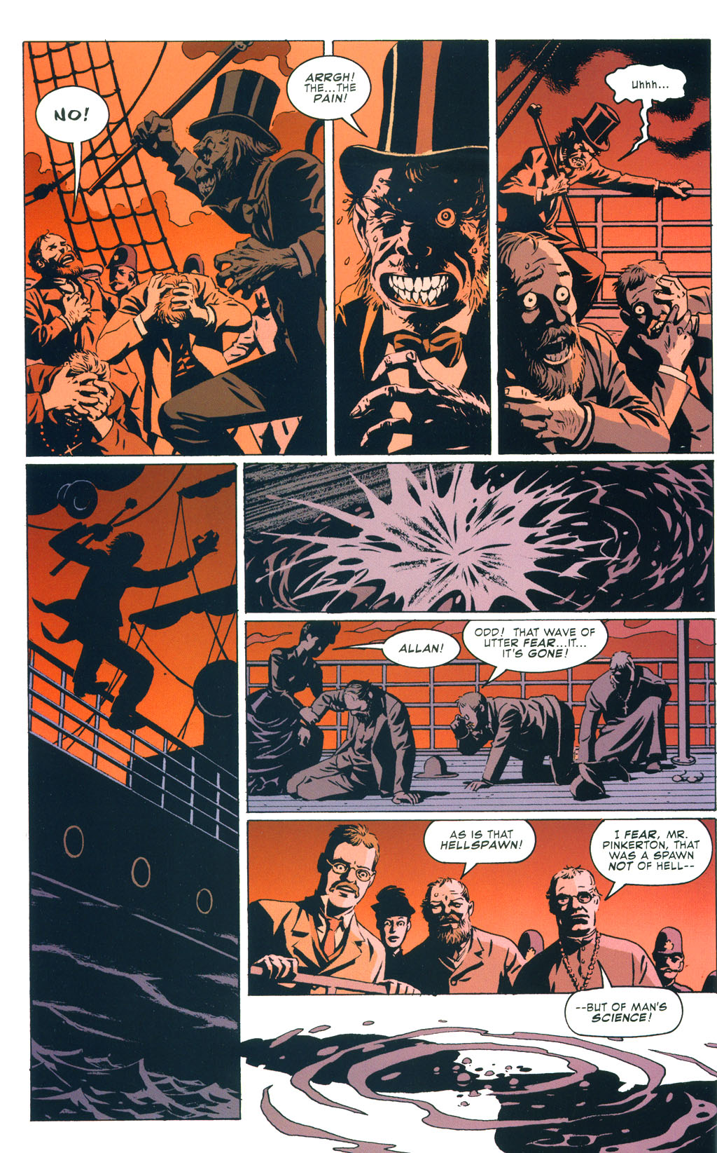 Read online Batman: Detective #27 comic -  Issue #27 TPB - 34