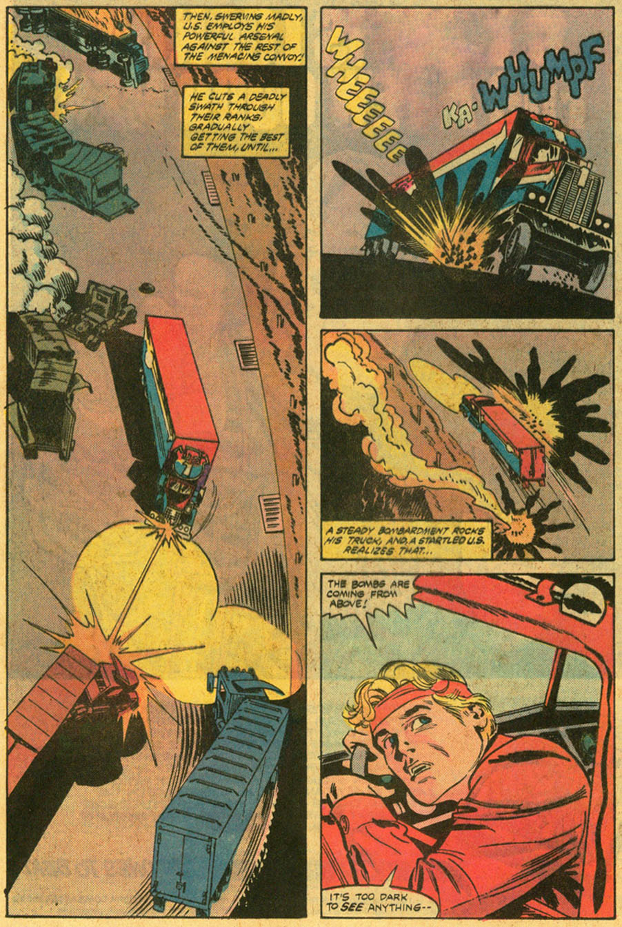 Read online U.S. 1 comic -  Issue #3 - 15