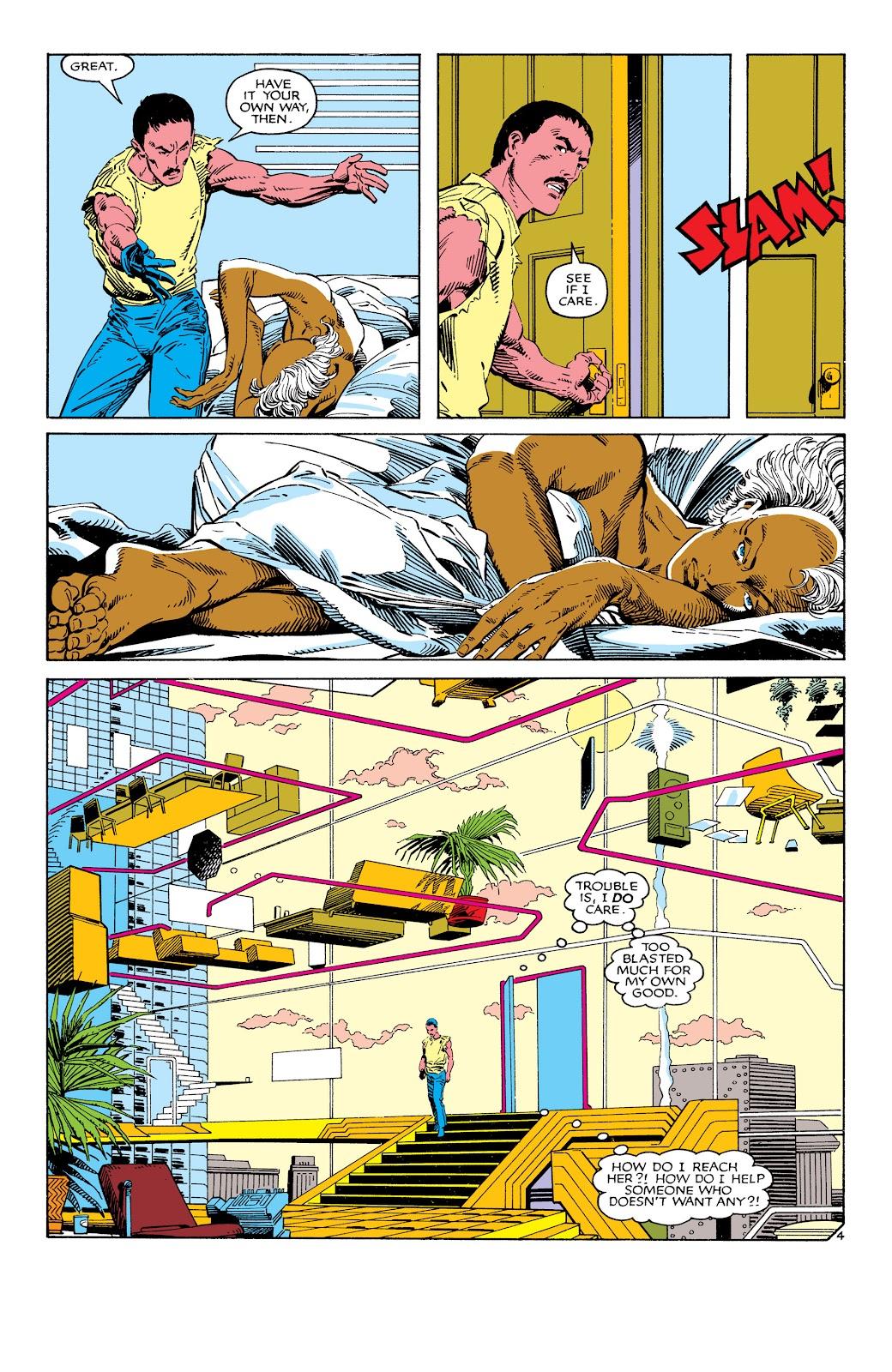 Uncanny X-Men (1963) issue 186 - Page 5