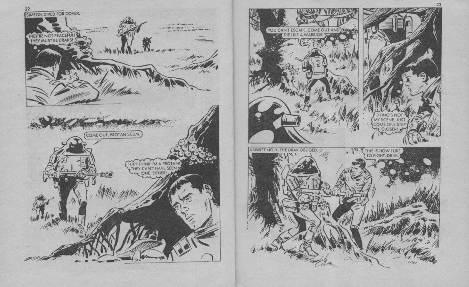 Starblazer issue 11 - Page 12