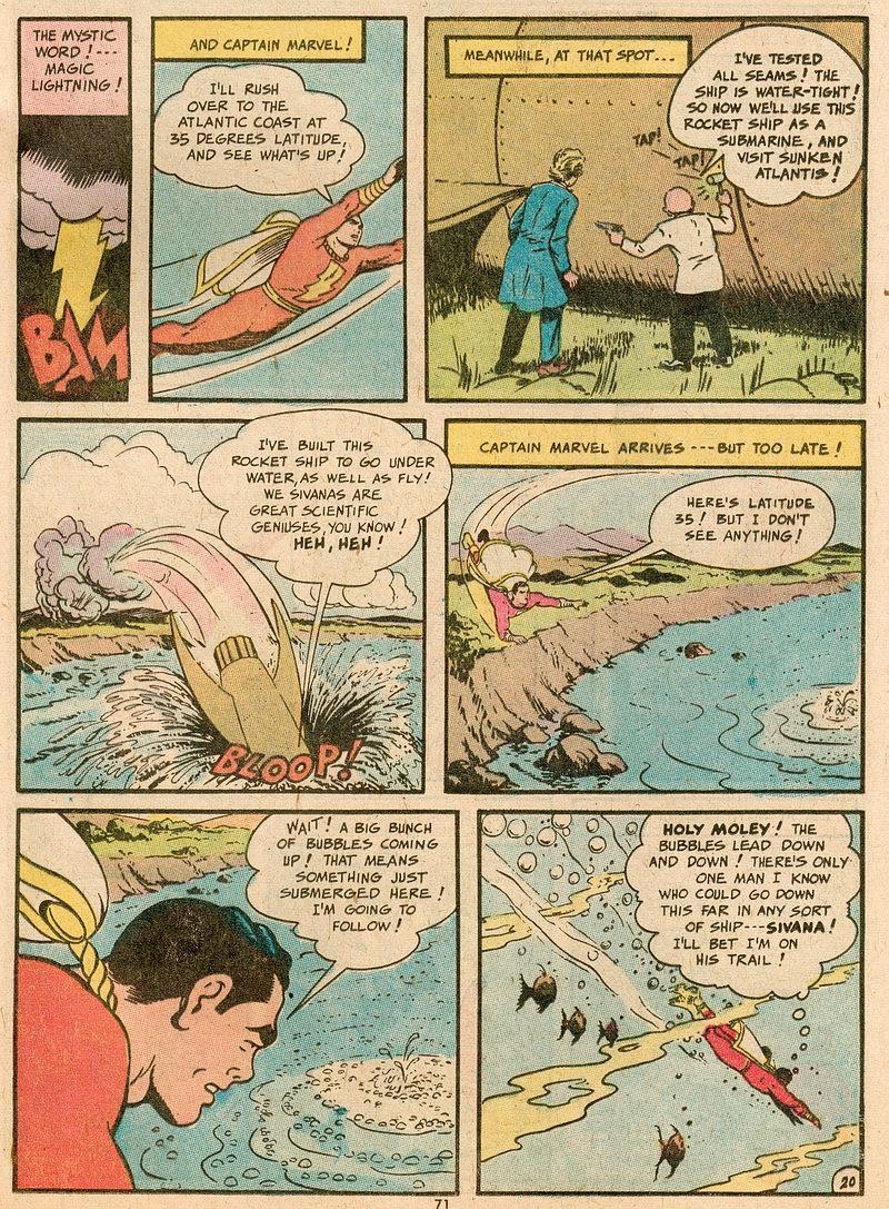 Read online Shazam! (1973) comic -  Issue #12 - 60