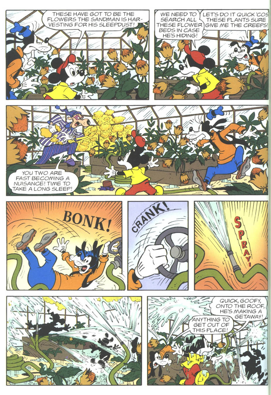 Walt Disney's Comics and Stories issue 609 - Page 56