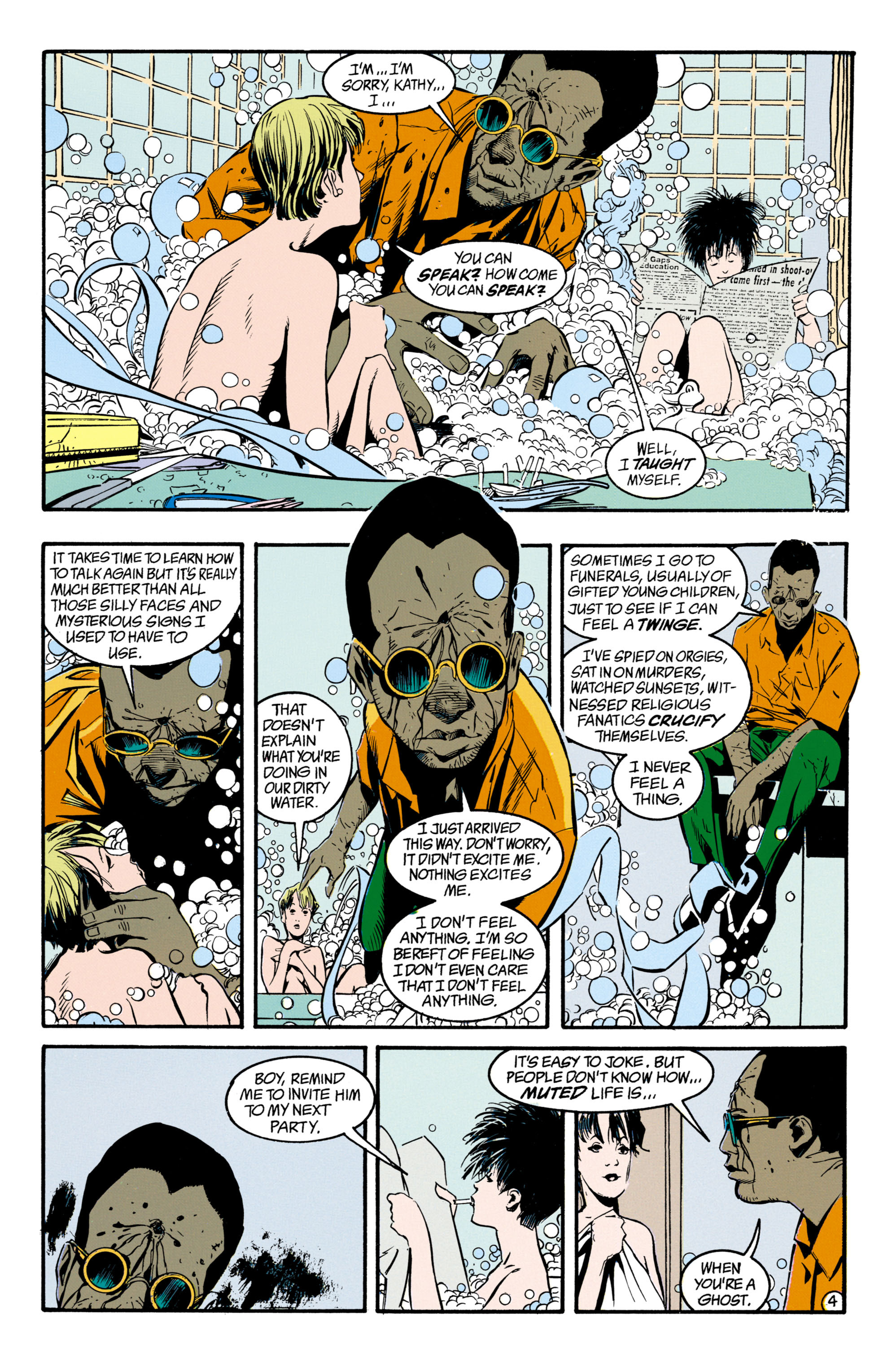 Read online Shade, the Changing Man comic -  Issue #33 - 5