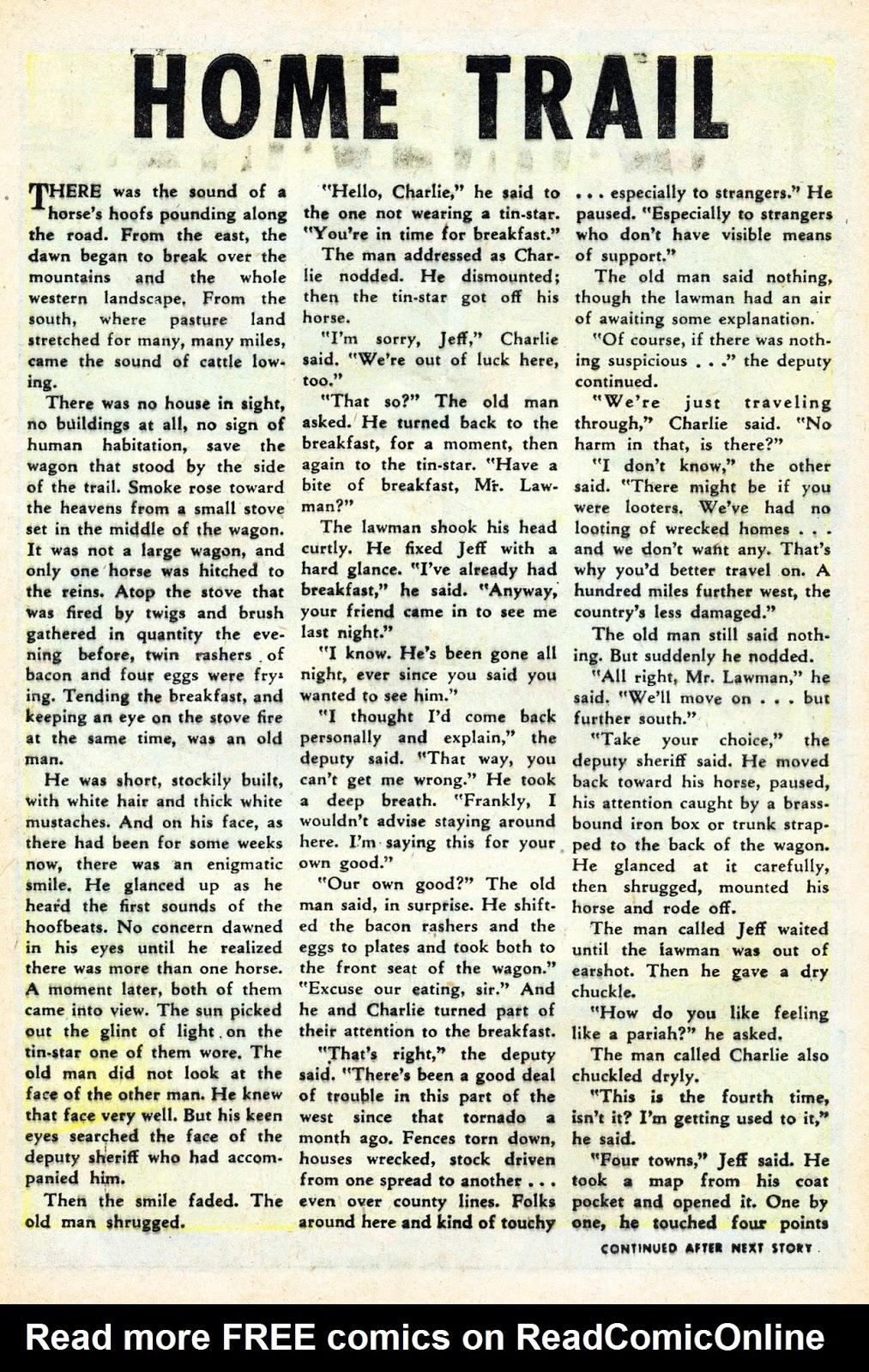 Gunsmoke Western issue 37 - Page 8