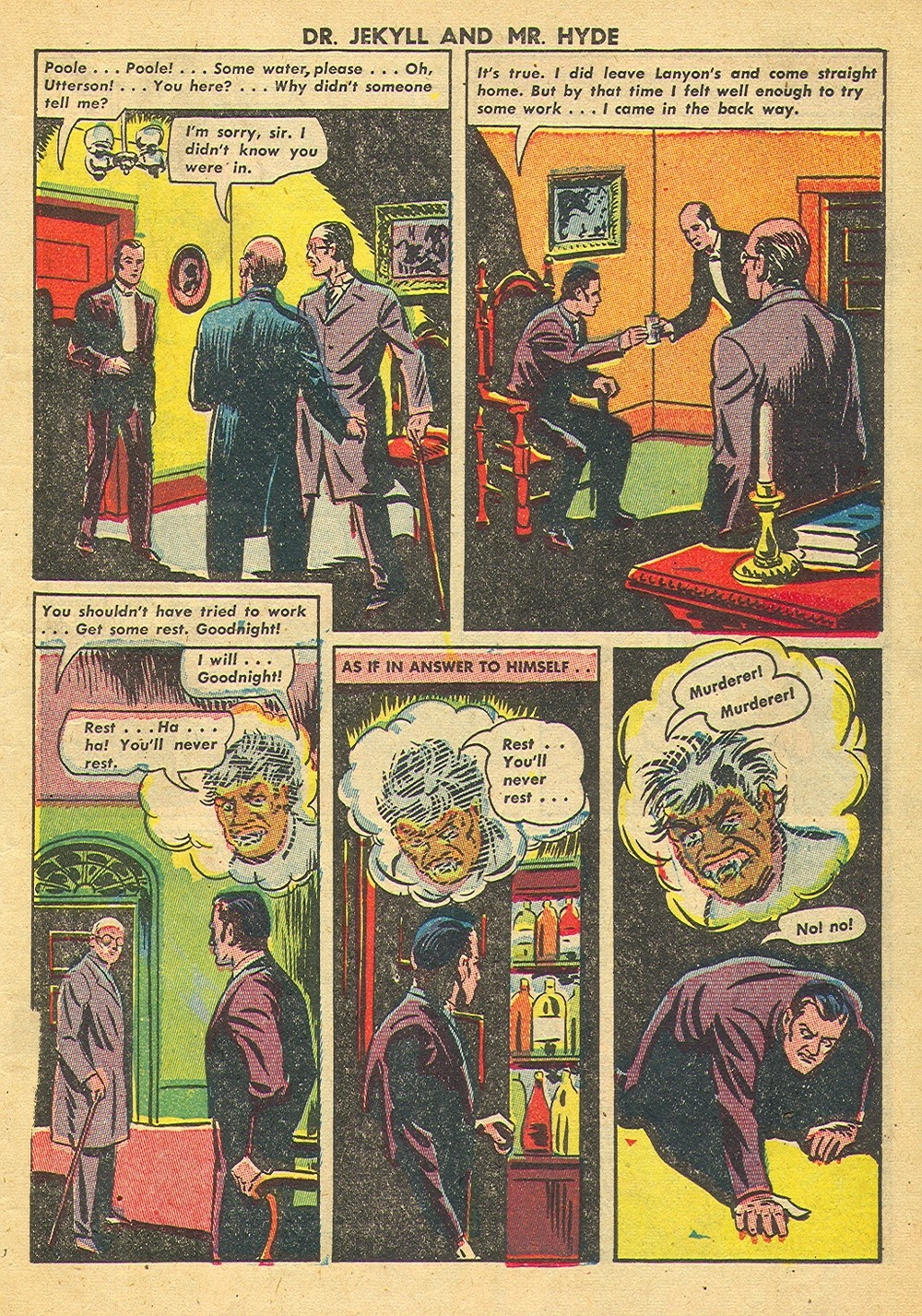 Classics Illustrated issue 13 - Page 45